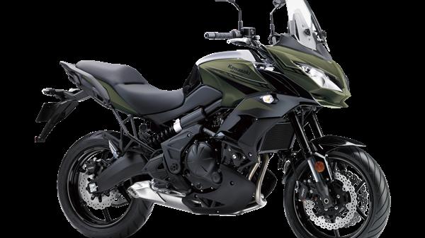 Kawasaki Versys650 2020.