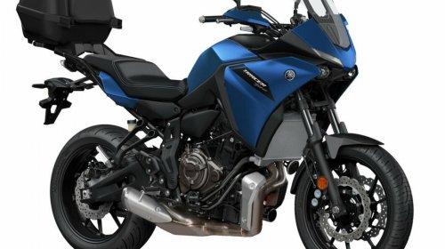 Yamaha Tracer7  (2021)