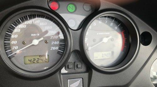 Honda CBF1000 2009.