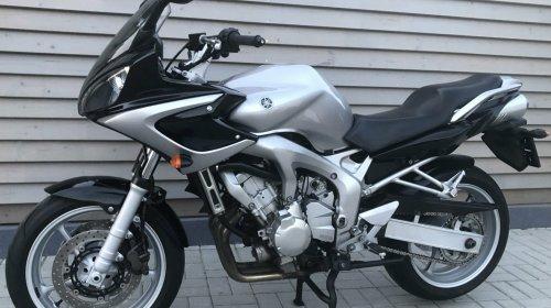 Yamaha FZ6S