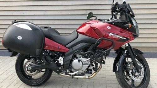 Suzuki DL650 ABS
