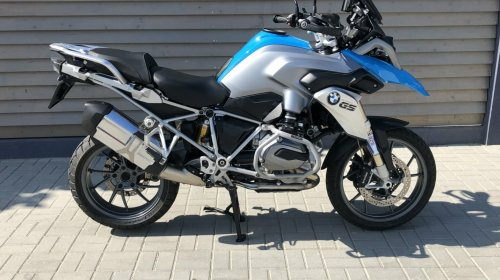 BMW R1200GS (LC) 2013