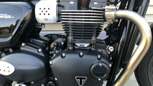 Triumph Street Twin900