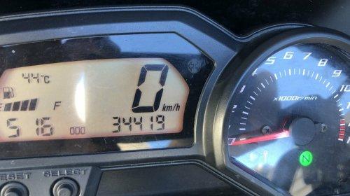Yamaha XJ6N Biz.
