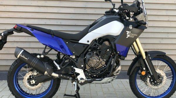 Yamaha Ténéré7