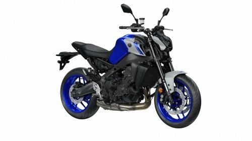 Yamaha MT09 2021