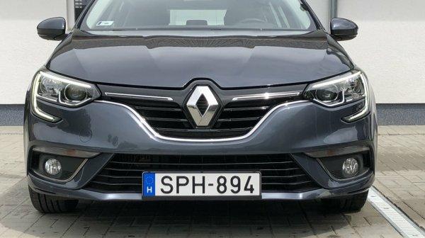Renault Megan Grandtour 1.5 DCI (ÁFÁS)