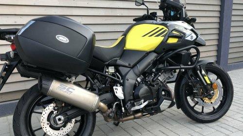 Suzuki DL1000 2017